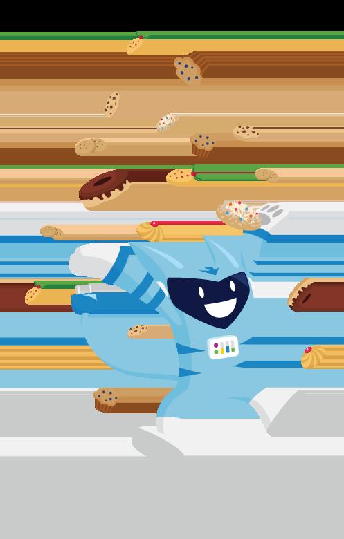 Buzz Cookie