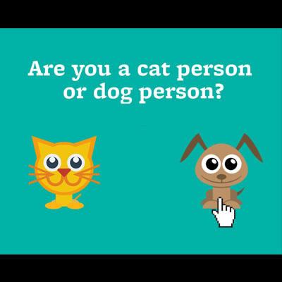 Cats or Dogs