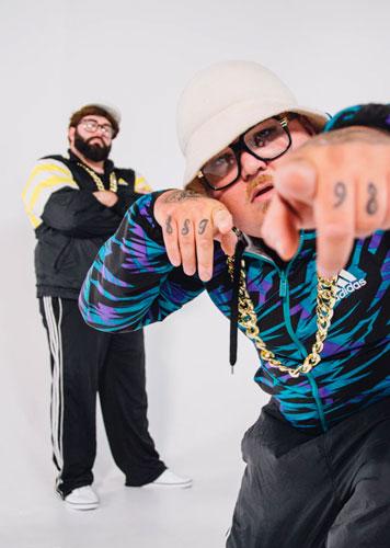 Gangsta's die op Jeffrey lijken