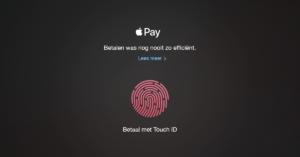Buckaroo Apple Pay
