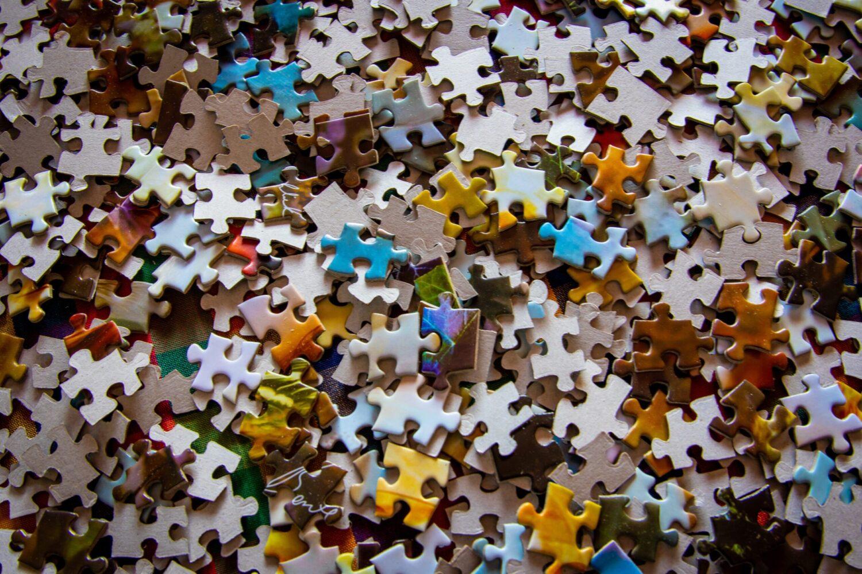 Extensie als een puzzelstuk